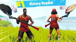 "????  NEW FORTNITE SKINS JUMPSHOT and TRIPLE THREAT ""FORTNITE"" ALB"