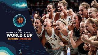 September 25 Recap Show - FIBA Women's Basketball World Cup 2018
