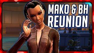 SWTOR: Mako and Female Bounty Hunter Reunion - 5.9 Nathema Conspiracy