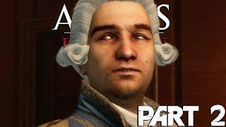 ASSASSIN'S CREED LIBERATION REMASTERED Gameplay Walkthrough Part 2 - Governor (PS4 Pro 4K)