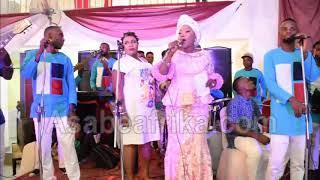 How Female Juju High-life band (Tee Ogungbe) dazzled @ Sanwo-Olu Mother's 80th Bash