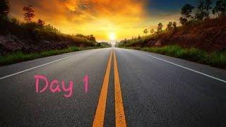 New 30 Day Series: Intro and Day 1| Female Truckering | Day in the Life of a Trucker