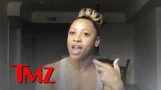 Woman Arrested at Houston's Says They Got NO Warning Before Guard's Attack | TMZ
