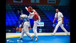 Female  57kg Round of 32 | Gabriela BRISKAROVA(SVK)VS Po Ya Su(TPE)
