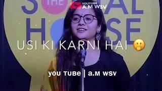 ???? Love Poetry | Female Version | New Whatsapp Status Video