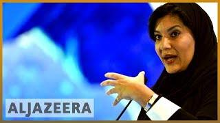 ???????? ???????? Saudi Arabia replaces ambassador to US with first female envoy l Al Jazeera Englis