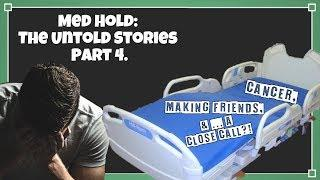 Air Force Med Hold: The Untold Stories Part 4. Saving your wingman, letters, & ... Glow sticks?!