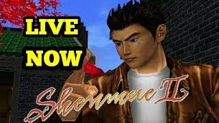 "12-1-18 ""Shenmue 2"" LEARNING FROM A FEMALE MASTER??? WALKTHROUGH GAMEPLAY"