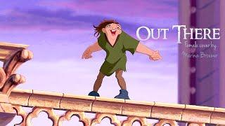 ✧ THE HUNCHBACK OF NOTRE DAME「Out There」♫ FEMALE COVER ♪