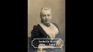 Inspiring Female Explorers Series #7 - Isabella Bird