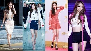 Top female idols who have the skinniest body in the history of Kpop