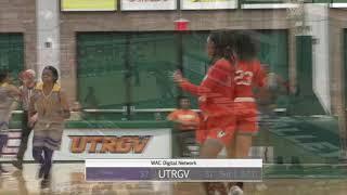UTRGV Women's Basketball Pulls Off Epic Comeback