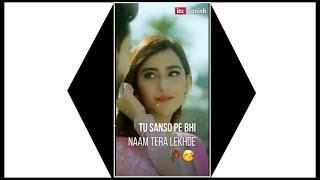 Duniya - Female Version | Full Screen Love Status Video | itz Danish | lbvaibh RC love Afreen Hp