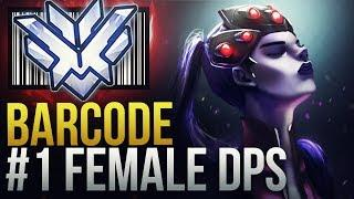 "Best Of ""Barcode"" #1 FEMALE DPS - Overwatch Montage"