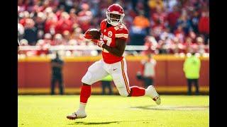 KC Chiefs Running Back Kareem Hunt Brutalizes and Kicks Woman in Hotel Video