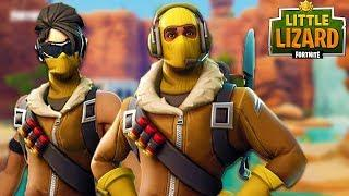 RAPTOR HAS A SISTER IN FORTNITE?! - *SEASON 5* FORTNITE SHORT FILM