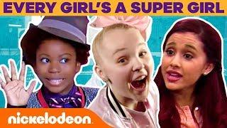 JoJo Siwa Performs 'Every Girl's A Super Girl' | Happy International Women's Day!