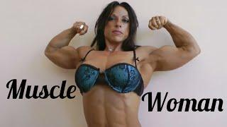 Muscle Woman #129 | Female Bodybuilder | Fitness Model | Strong Girl | Bodybuilding Show | IFBB FBB