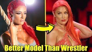 10 Female Wrestlers That Were BETTER MODELS THAN WWE WRESTLERS!