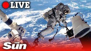 First all-female spacewalk | LIVE
