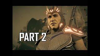 ASSASSIN'S CREED ODYSSEY The Fate of Atlantis Walkthrough Part 2 - Hades