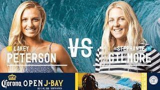 Lakey Peterson vs. Stephanie Gilmore - FINAL - Corona Open J-Bay - Women's 2018