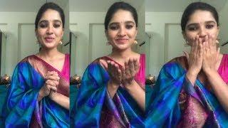 Deivamagal serial vani bhojan talking with fans On live