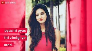 Mere Rashke Qamar Female status video❤ | Cute Couples ❤ | Love status ????A.S. artist
