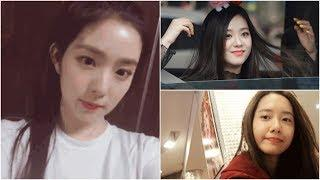 Let's watch the great beauty of female idols through the series of gifs which haven't been edited
