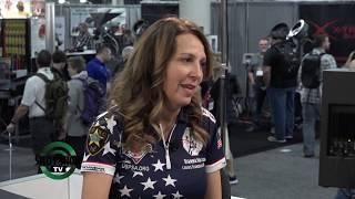Dianna Muller: Female Faces of the 2nd Amendment | 2019 SHOT Show TV Studio