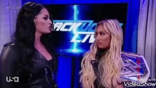 Carmella vs Charlotte Flair Tonight on wwe Smackdown