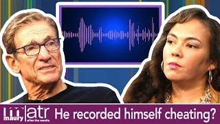 Did he record himself having sex with another woman? | Maury: ATR