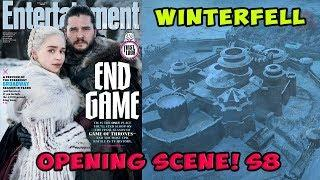 Game of Thrones Season 8 Opening Scene Revealed! NEWS UPDATE!