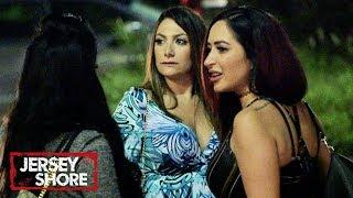 Girls Night FIGHT ???? 'Sneak Peek' | Jersey Shore: Family Vacation | MTV