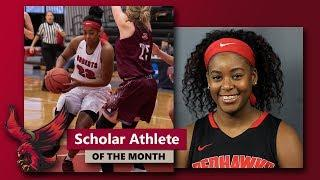 Roberts Wesleyan College Female Scholar Athlete: February 2019