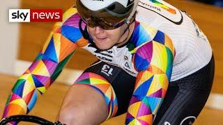 Trans cyclist defends her right to race in women's competitions