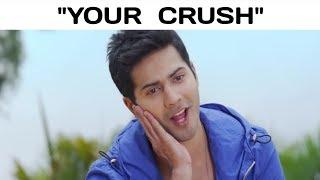 You Vs Your Crush Meme On Bollywood Style (Female Version) - Bollywood Song Vine
