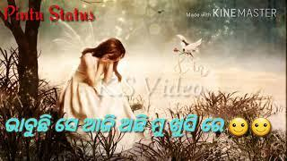 Odia song E Mana Mo Mana (female )status video
