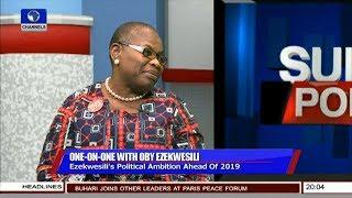 Ezekwesili Says It Is Time For A Female President 11/11/18 Pt.1 | News@10 |