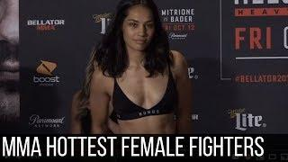 MMA Hottest Female Fighters (Part 1)