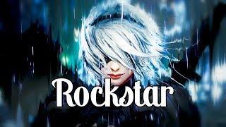 「Nightcore」 → Rockstar (Female Cover) ✔
