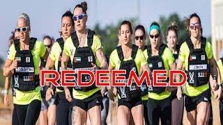 REDEEMED - CROSSFIT FEMALE MOTIVATION