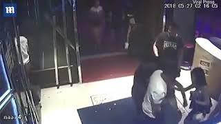 Four men draged and raped a drunk woman in Thailand | CCTV footage of Thailanad rape in Bar