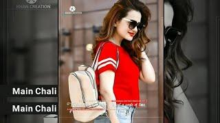 New Sad Whatsapp Status Video ❤ | Female Version Status????New Girl Attitude Status Video New Attitu