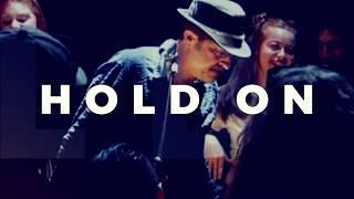 Hold On - Gregory J. Gordon