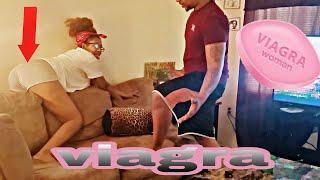 FEMALE V.I.A.G.R.A PRANK!!! (EXTREMELY FUNNY)