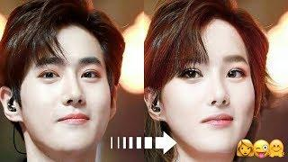 What If EXO Members Were Female | EXO Celebrities