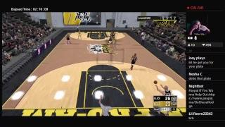 Hop In Trash Can With My Jumper NBA2K18 !!!! Female Gamer/ GrindTo700Subs