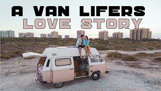 A Female Van Traveler - The Beginning Of A Love Story