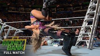 FULL MATCH - First-ever Women's Ladder Match: WWE Money in the Bank 2017 (WWE Network)